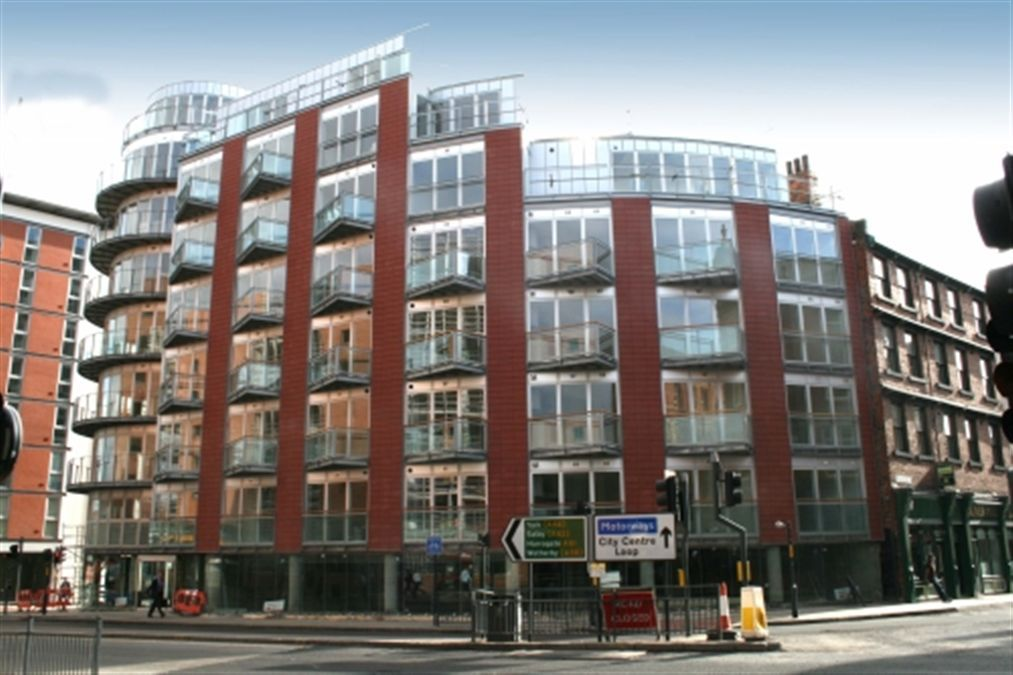 2 bedroom flat to rent in Ice Works, New York Street ...