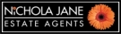 Nichola Jane Estate Agents, Wrexham branch logo