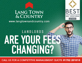 Get brand editions for Lang Town & Country, Plymouth - Lettings