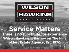 Get brand editions for Wilson Hawkins, Harrow on the Hill