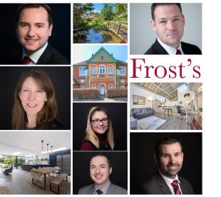 Frost's Estate Agents, St. Albansbranch details
