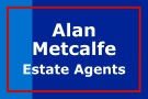 Alan Metcalfe Estate Agents, Worcester logo