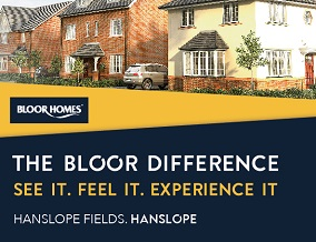 Get brand editions for Bloor Homes, Hanslope Fields