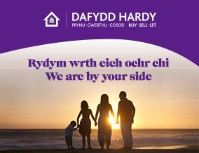 Get brand editions for Dafydd Hardy, Llangefni