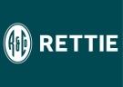 Rettie & Co , New Homes logo