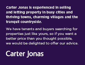 Get brand editions for Carter Jonas, Newbury