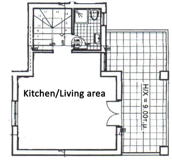 Upper floor aptm 4