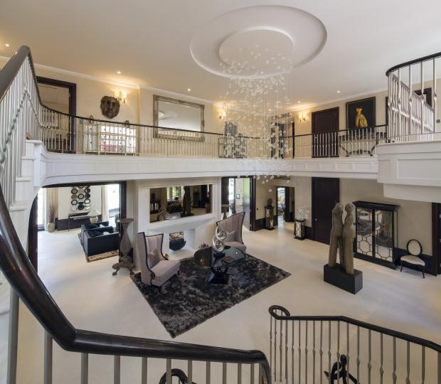 8 Bedroom Detached House For Sale In The Bishops Avenue