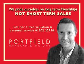 Get brand editions for Portfield, Garrard & Wright, Tickhill