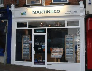 Martin & Co, Tunbridge Wells - Lettings & Salesbranch details