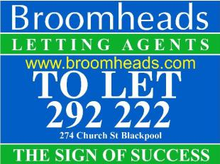 Broomheads Letting Agents , Blackpoolbranch details