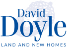 Land and New Homes logo