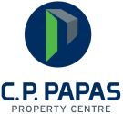 CP Papas Property Centre, London branch logo