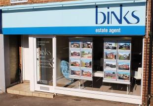 Binks Estate Agents, Amershambranch details