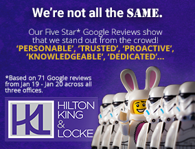 Get brand editions for Hilton King & Locke, Iver