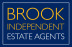Brook Independent Estate Agents, Southampton logo