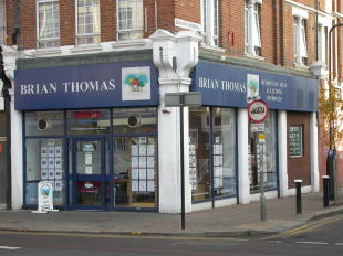 Brian Thomas Estate Agents, Green Lanesbranch details
