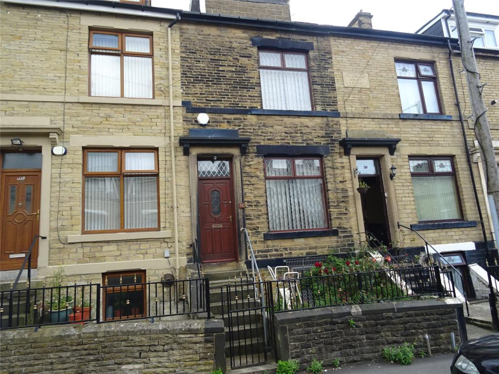 Yorkshire Terrace: 4 Bedroom Terraced House To Rent In Byron Street, Bradford