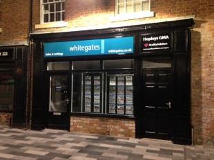 Whitegates, Wrexhambranch details