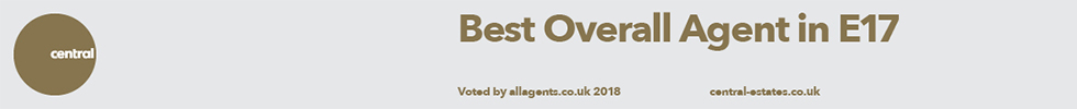 Get brand editions for Central Estate Agents, Walthamstow