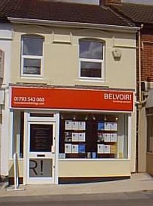Belvoir, Swindonbranch details