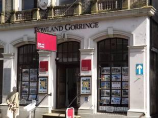 Rowland Gorringe, Lewesbranch details