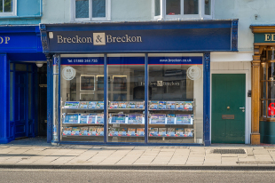 Breckon & Breckon, Oxford High Streetbranch details