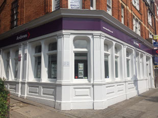 Andrews Estate Agents, Streathambranch details