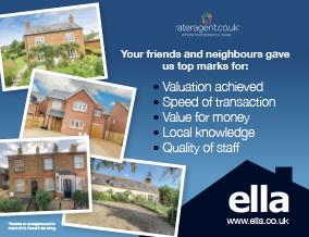 Get brand editions for Ella Residential Sales and Lettings, Buckingham