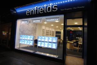 Enfields, Bitternebranch details