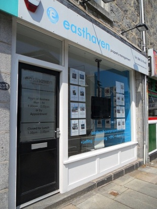 Easthaven Property Management, Aberdeenbranch details