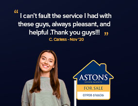 Get brand editions for Astons Estate Agents, Newport Pagnell