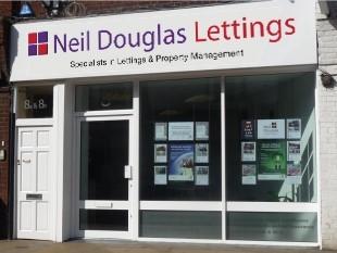 Neil Douglas, Aylesburybranch details
