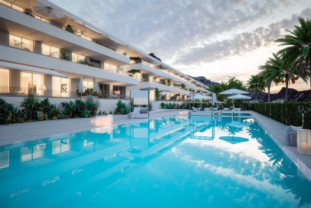 2 bedroom new Apartment in Costa Adeje, Tenerife...