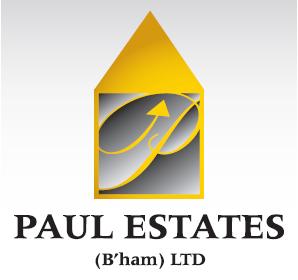 Paul Estates, Birminghambranch details