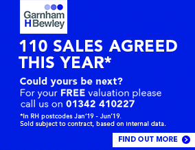 Get brand editions for Garnham H Bewley, East Grinstead