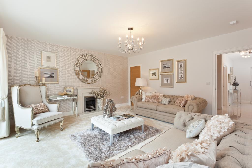 Show Home Decorating Ideas Design