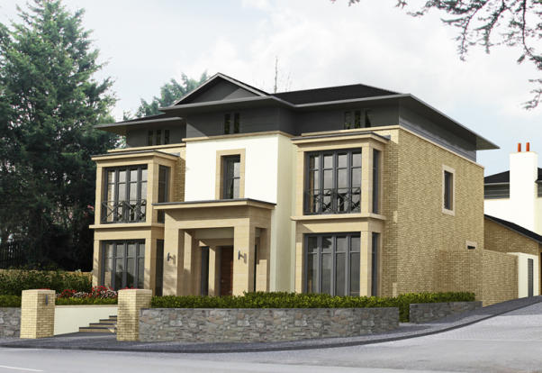 6 bedroom detached house for sale in plot1 churchills - Living room letting agency cardiff ...
