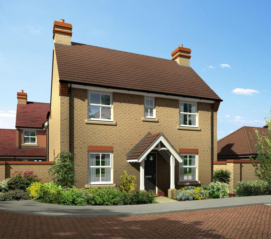 4 Bedroom Detached House For Sale 44266911: 4 Bedroom Detached House For Sale In Plot 24 Cherry Tree