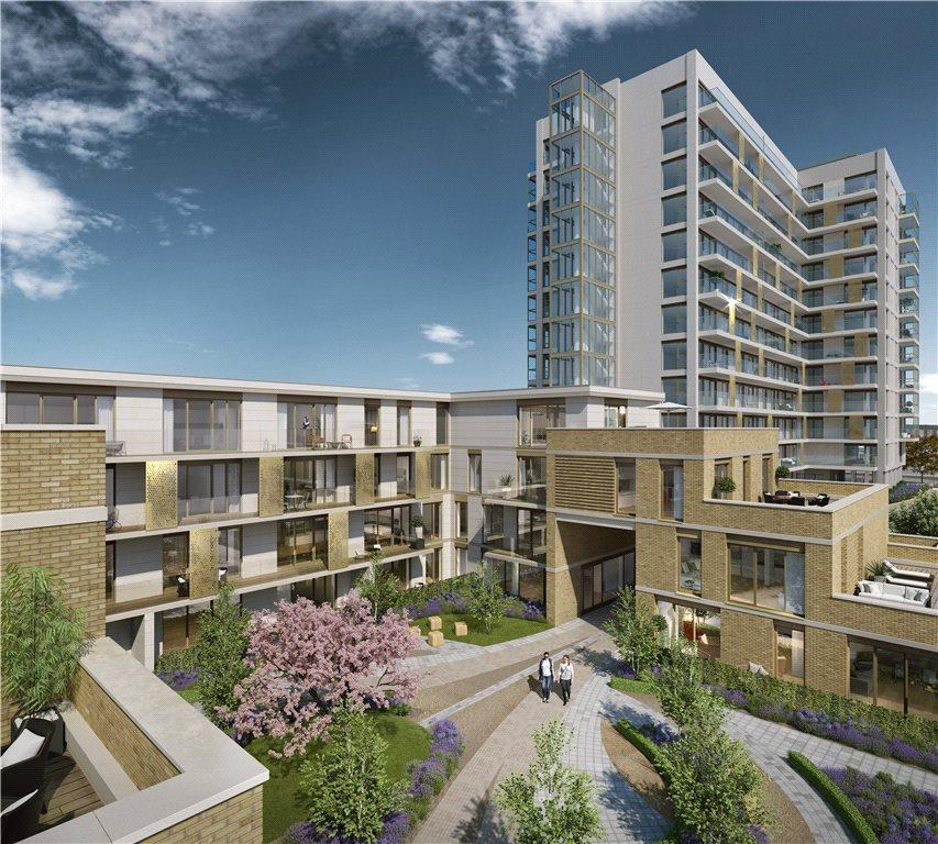 1 Bedroom Apartments In London: 1 Bedroom Apartment For Sale In Northway House, High Road