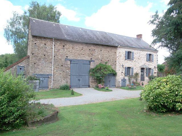 3 bedroom home for sale in Vareilles, Creuse...