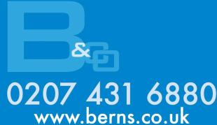 Berns & Co, West Hampsteadbranch details