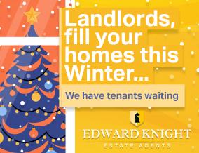 Get brand editions for Edward Knight Estate Agents, Rugby