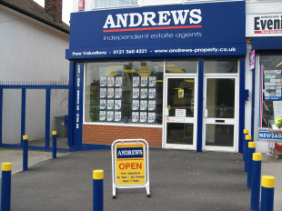 Andrews Estate Agents, Great Barrbranch details