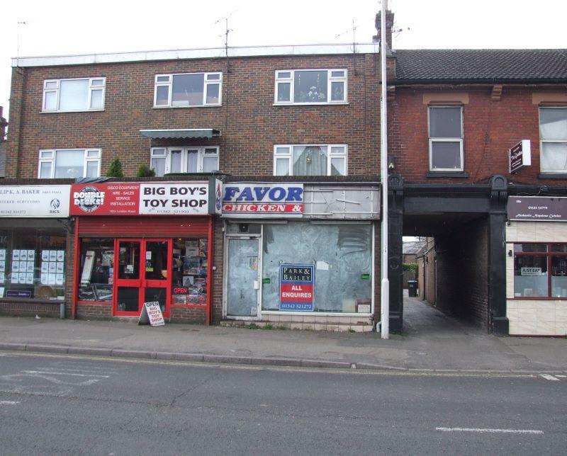 London Road East Grinstead Restaurant