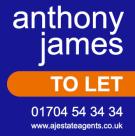Anthony James Estate Agents, Southport logo