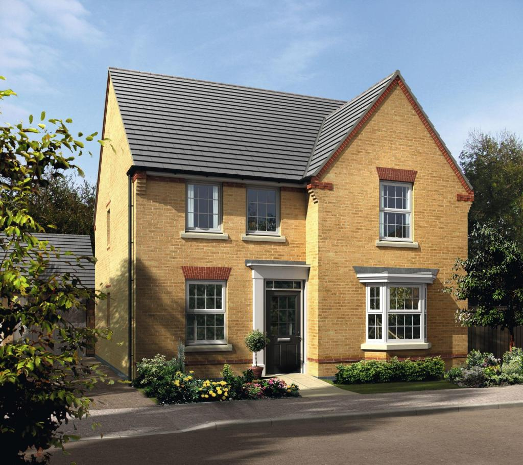 4 Bedroom Detached House For Sale In Bedford Road, Marston