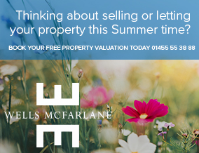 Get brand editions for Wells McFarlane Residential, Lutterworth