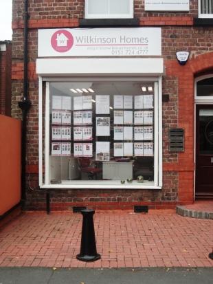 Wilkinson Homes , Liverpoolbranch details