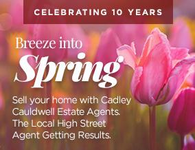 Get brand editions for Cadley Cauldwell Ltd, Swadlincote
